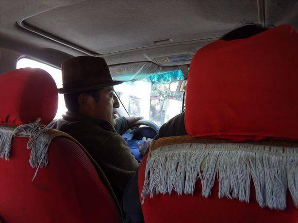 馬爾康:タクシーで宿まで_R