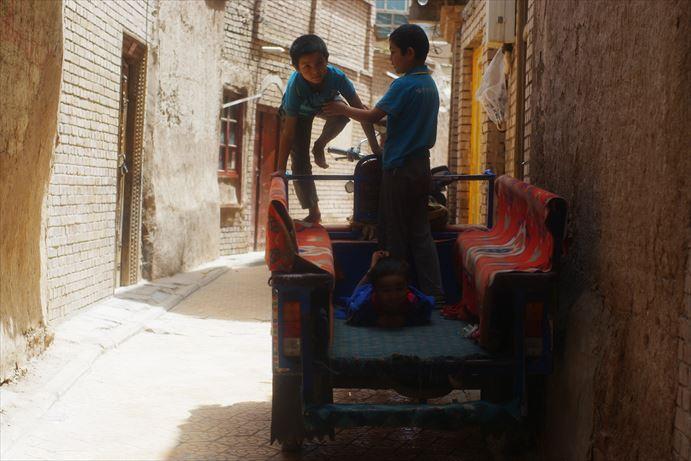 カシュガル旧市街 (6)