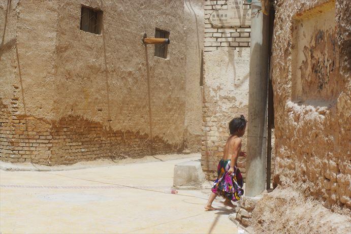 カシュガル旧市街 (2)