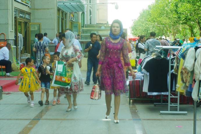 カシュガル街歩き (5)