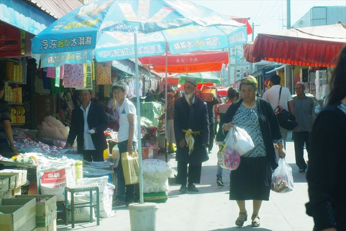 カシュガルサンデーマーケット (1)