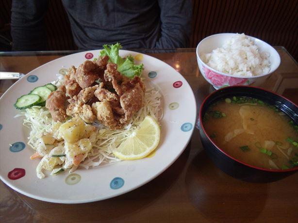 日本食料理店でランチ! (6)_R