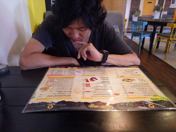 キルギスのおしゃれカフェ! (4)