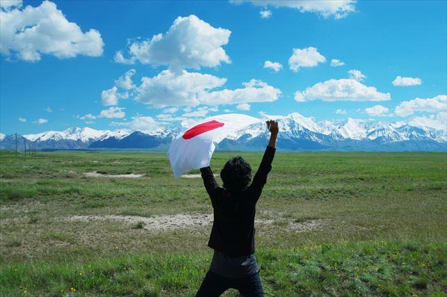 たいしさん×日本国旗 (2)_R