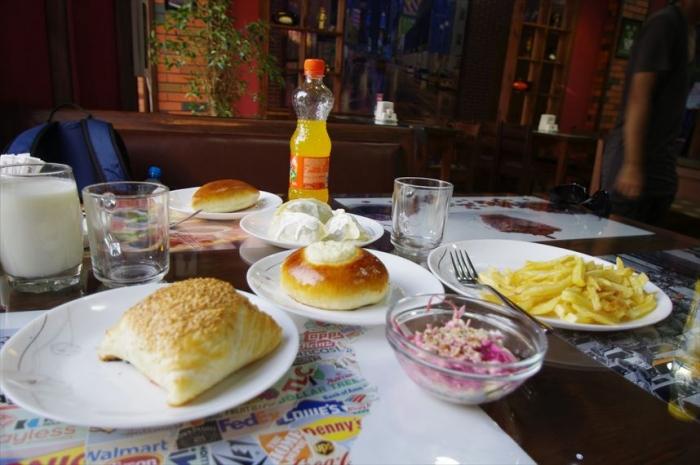 サマルカンドで夜ご飯 (3)