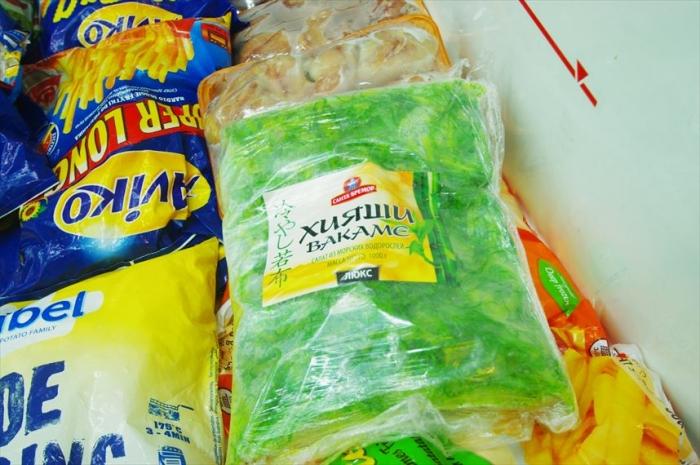 宿近くのスーパーでお買い物 (14)