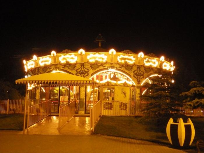 バクー夜景 (2)