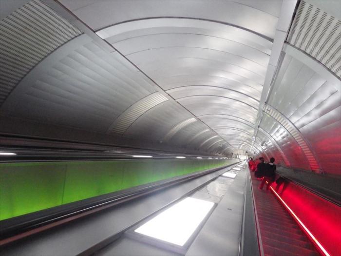 地下鉄バクー (1)