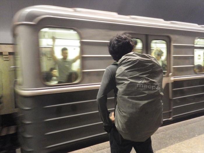 地下鉄バクー (3)