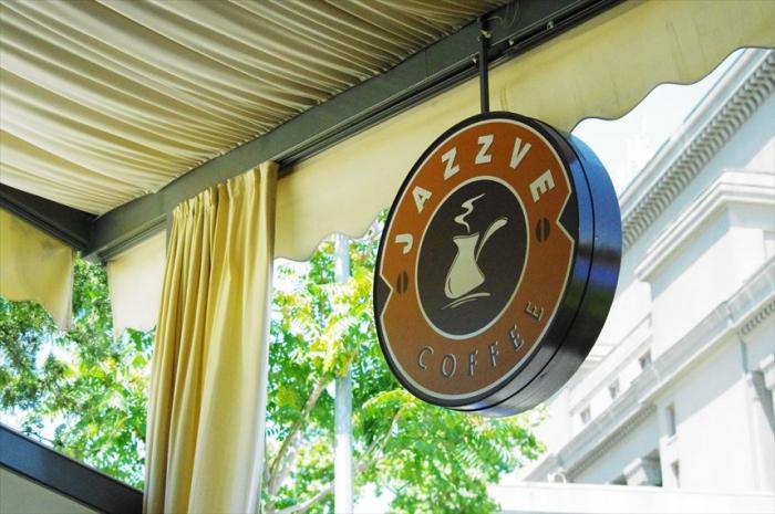 エレバンのカフェ (1)