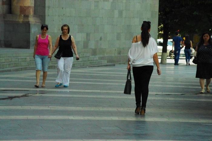 エレバン街歩き (4)