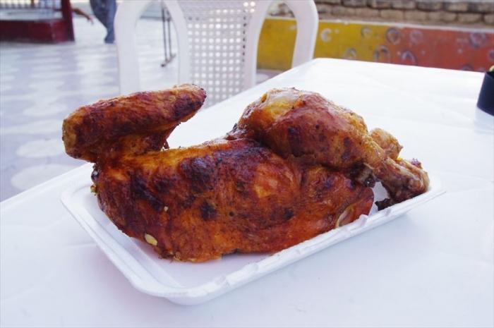 シーラーズでお昼ごはんチキン (4)