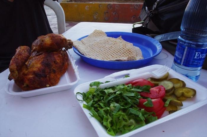 シーラーズでお昼ごはんチキン (5)