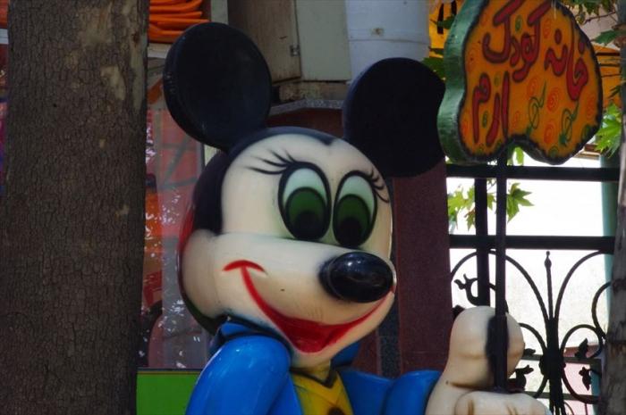 ミッキーマネキン… (3)