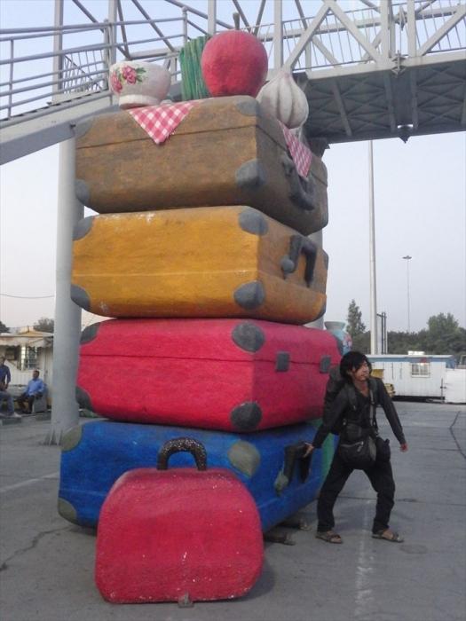 テヘラン到着 (2)