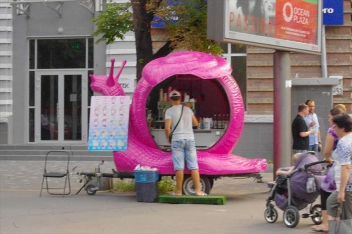 キエフ街歩き (5)