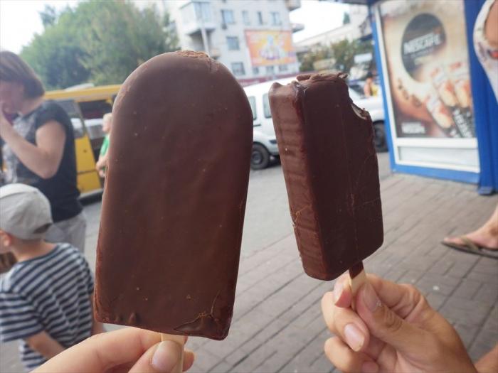 美味しくなかったお菓子たち (1)