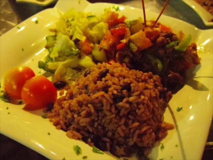 カフェパリスで食事 (2)