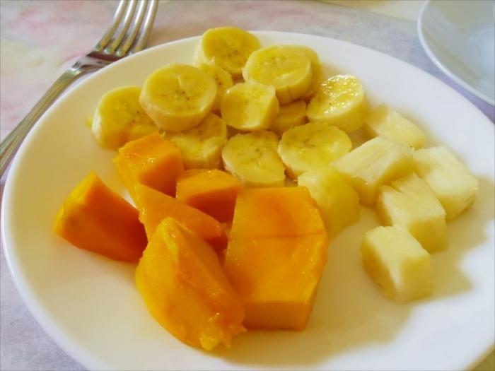 レオヤミ朝食 (2)